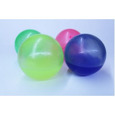 Bola SIL-X Implosion 67mm 110gr UV Play varios colores